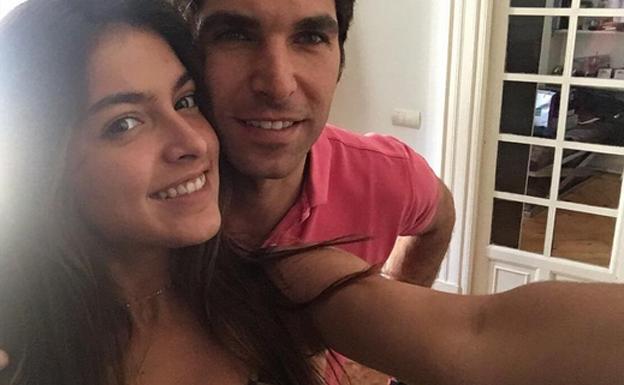 Cayetano rivera y su hija adoptiva se reencuentran el for Hija cayetano rivera