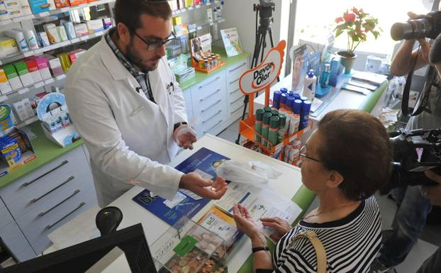 Farmacia en Portillo, Valladolid