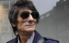 Ronnie Wood. EFE/