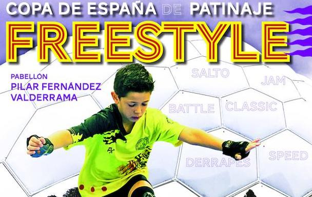 La Copa de patinaje freestyle arranca en Valladolid