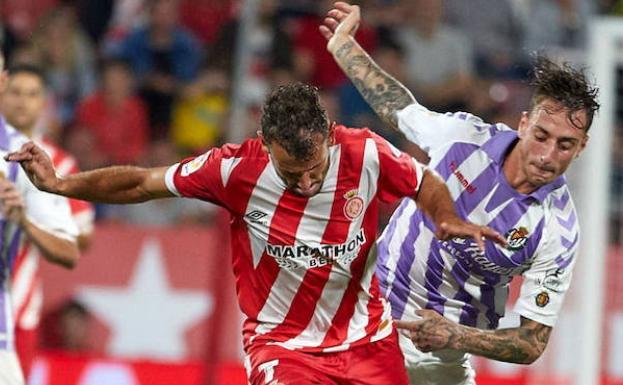 El Real Valladolid Obligado A Ganar Al Girona Real Valladolid