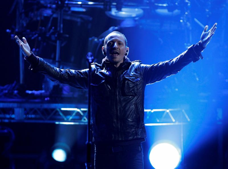 Chester Bennington./Reuters
