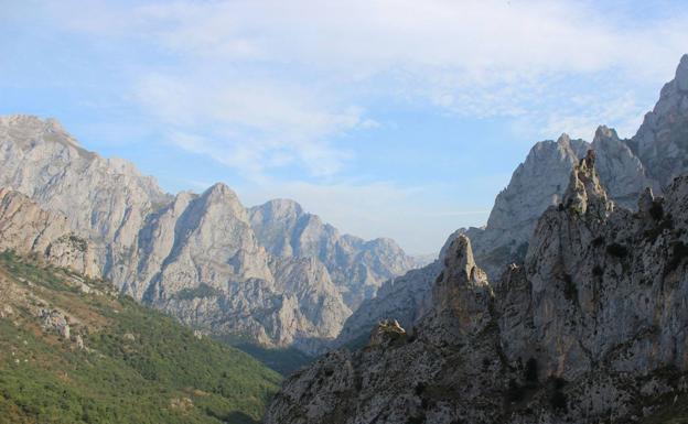Picos de Europa, un paraíso centenario