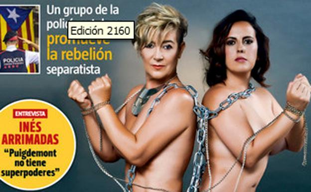 Dos Mujeres Desnudas Contra Una Estafa En Interviú El Norte