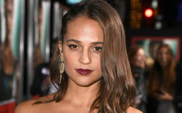 Vikander acude al estreno en Hollywood. /Kevin Winter (Afp)