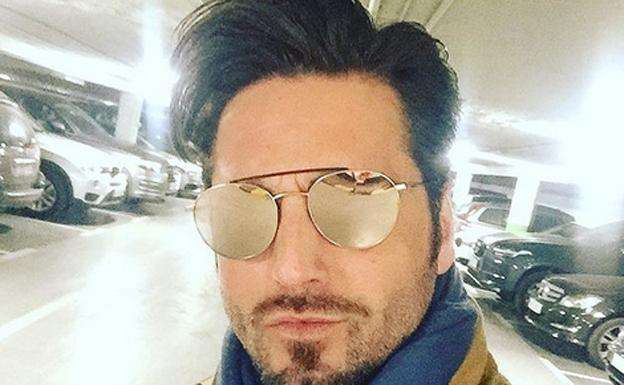 David Bustamante. /Instagram