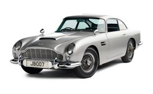 El Aston Martin de James Bond sale a la venta (y se espera récord)
