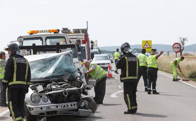 Fallecen Tres Personas En Varios Accidentes En Las Provincias De Burgos Y Zamora El Norte De Castilla