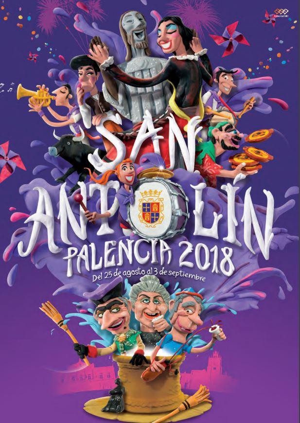 programa de fiestas palencia 2018