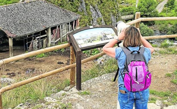 Observación de aves en San Emiliano.
