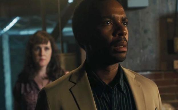 André Holland ('Moonlight') es Herny Deaver, protagonista de 'Castle Rock'.