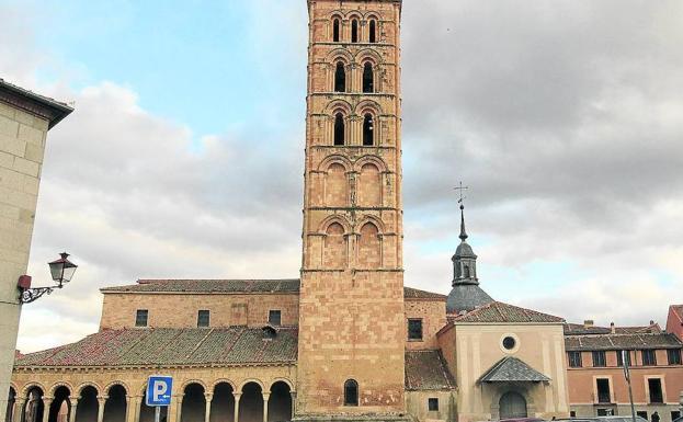 Iglesia de San Esteban. /A. de Torre