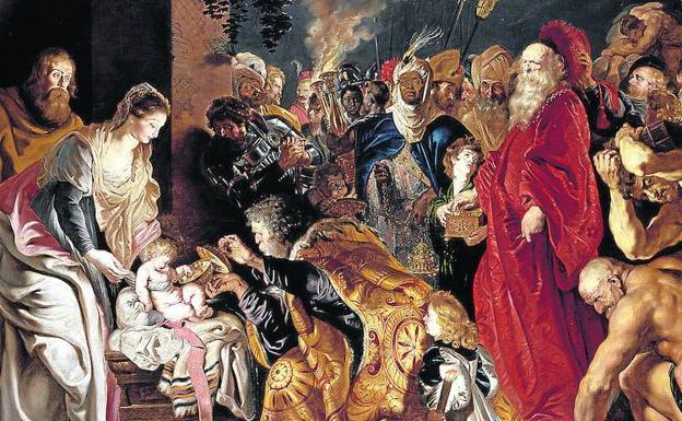 Fotos De Los Reye Magos.Salamanca Guarda El Secreto De Los Reyes Magos El Norte De