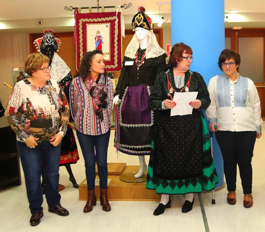 La indumentaria tradicional pervive en Cuéllar   El Norte de