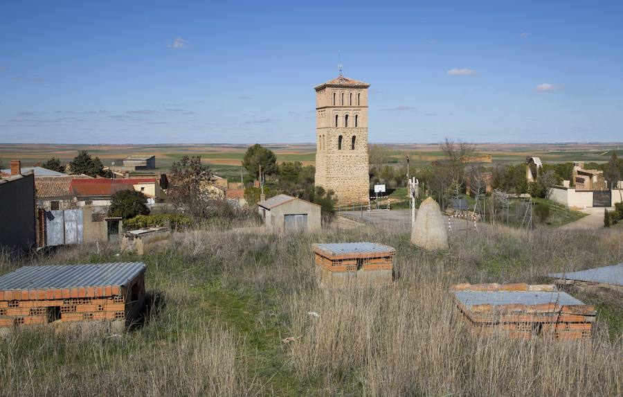 8f1e058c2c1d3 Villalán de Campos abre al turismo la torre de su iglesia