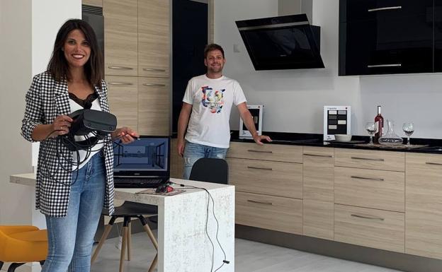 Tecnología de realidad virtual aplicada al diseño de cocinas ...