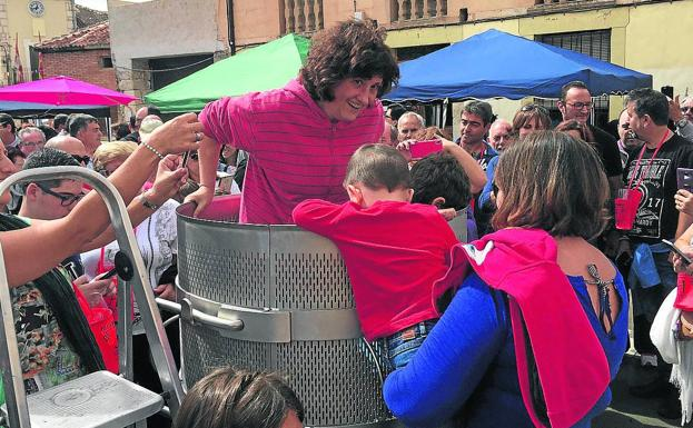 La DO Valtiendas calificará esta campaña alrededor de 240.000 kilos de uva, menos que en 2018
