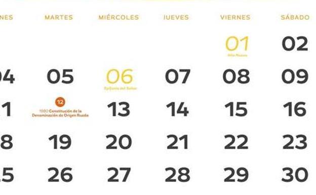Calendario Laboral 2020.Estas Son Las Fiestas Laborales En Castilla Y Leon Para 2020
