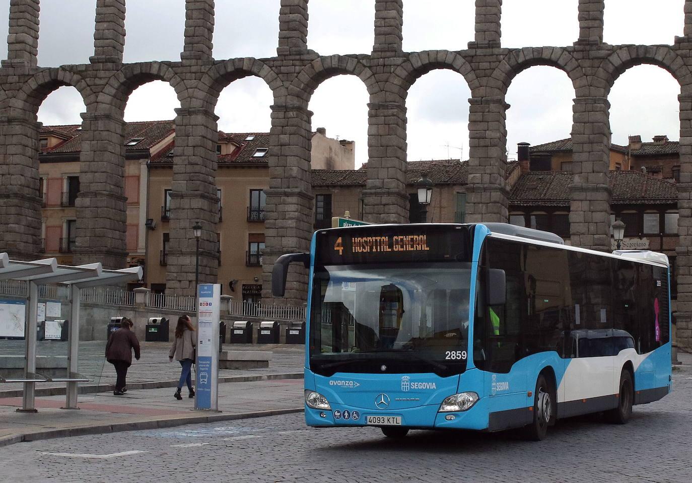 Coronaviurs en Segovia: Los conductores de los buses urbanos piden ...