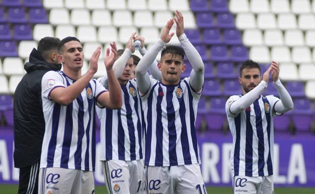 El Real Valladolid Promesas Se Jugará El Ascenso A Segunda División En Tres Partidos El Norte De Castilla