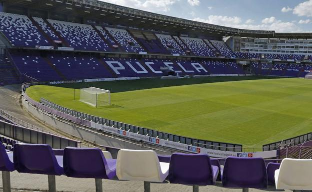 El Real Valladolid Comunica Un Positivo Por Covid 19 En Un Miembro De La Plantilla El Norte De Castilla