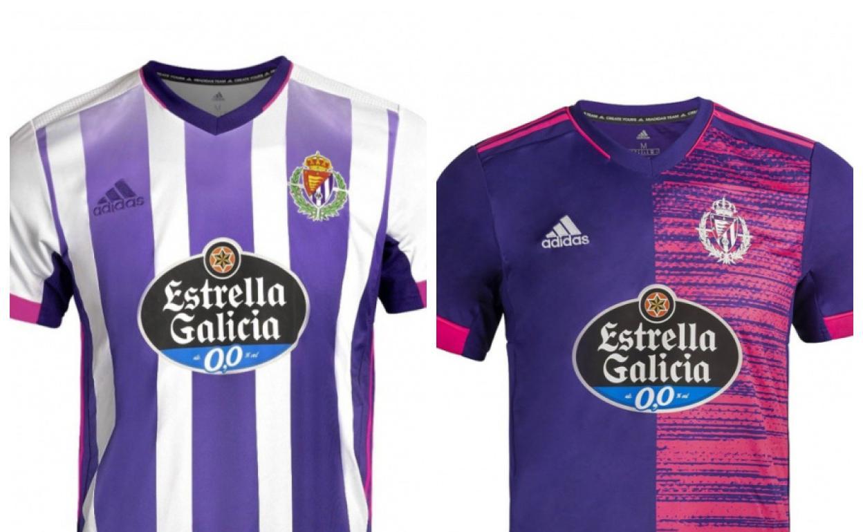 Corroer bala temporal  Ven la luz las nuevas equipaciones del Real Valladolid para la temporada  2020-21 | El Norte de Castilla