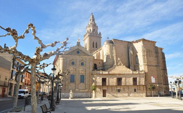 Iglesia de Navas del Rey