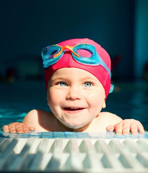 1ce2f1744 La natación, el deporte más completo, también en niños   El Norte de ...