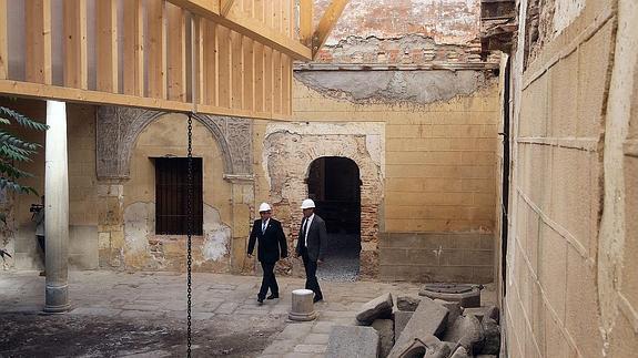 Cultura abrirá las ruinas del Palacio de Enrique IV solo a las ...