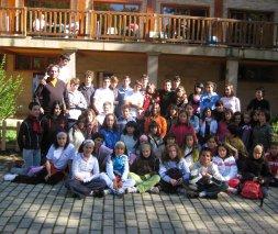 Cincuenta Alumnos Participan En El Primer Fin De Semana Multiaventura El Norte De Castilla
